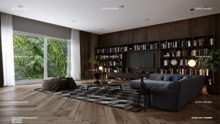 Classes Courses 3D Lighting Realistic Render with Vray&3Ds